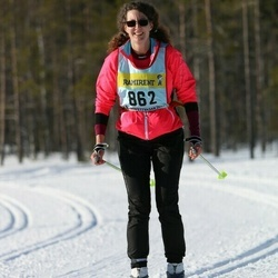 Skiing 90 km - Sara Abrahamsson (8622)
