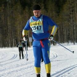 Skiing 90 km - Herman Håll (12472)
