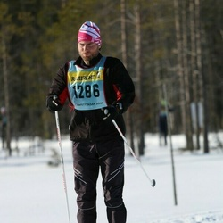 Skiing 90 km - Karl Engström (12862)
