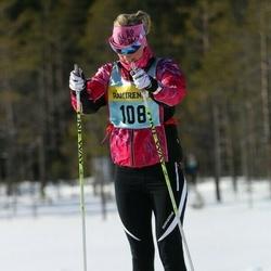 Skiing 90 km - Åsa Marie Lundin (1082)