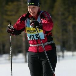 Skiing 90 km - Elisabeth Westlund (4032)