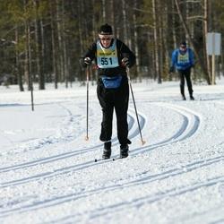Skiing 90 km - Alf Borgström (5512)