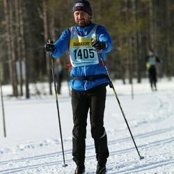 Skiing 90 km - Mikael Eriksson (14052)