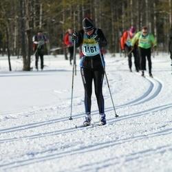 Skiing 90 km - Åsa Särström (14612)