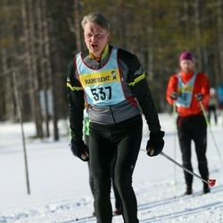 Skiing 90 km - Carl Rosén (5372)