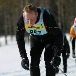 Skiing 90 km - Trond Wiker (8572)