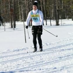 Skiing 90 km - Rasmus Åhl (2892)