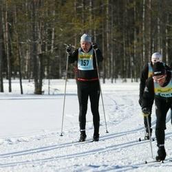 Skiing 90 km - Christer Juhlin (1572)