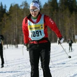 Skiing 90 km - Ann-Marie Hagman (10912)