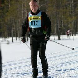 Skiing 90 km - Christer Carlsson (8172)