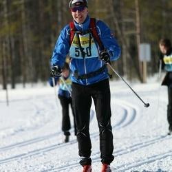 Skiing 90 km - Svein Kumle (5302)