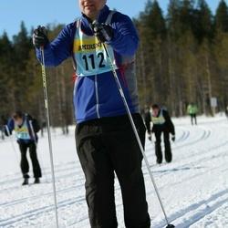 Skiing 90 km - Janne Nieminen (1122)