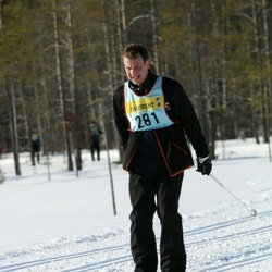 Skiing 90 km - Harald Vikström (2812)