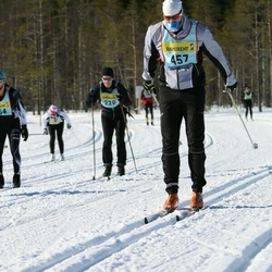 Skiing 90 km - Jens Asp (4572)