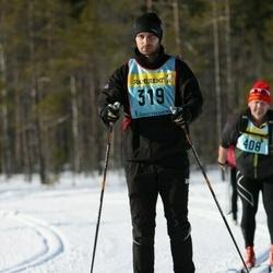 Skiing 90 km - Anders Silfverling (3192)