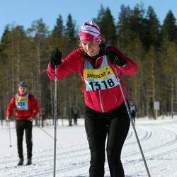 Skiing 90 km - Jennie Lövgren (13182)