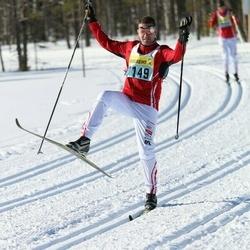 Skiing 90 km - Ole Kristian Bakkene (11492)