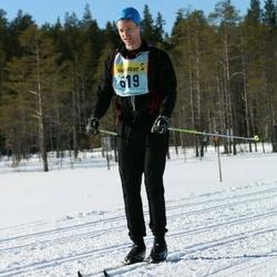 Skiing 90 km - Björn Henningsson (6192)