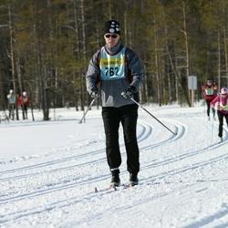 Skiing 90 km - Anders Larsryd (7622)