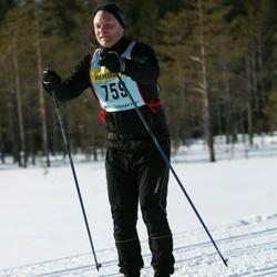 Skiing 90 km - Johannes Jansson (7592)