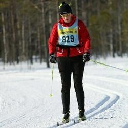 Skiing 90 km - Monica Laurell (8292)