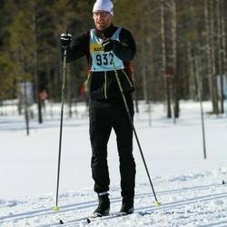 Skiing 90 km - Reine Patriksson (9322)