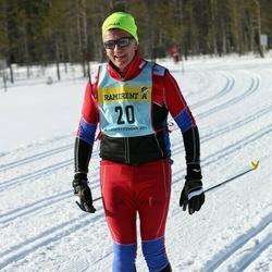 Skiing 90 km - Bengt Wikman (202)