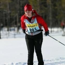 Skiing 90 km - Elin Westlund (8932)