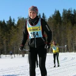 Skiing 90 km - Marita Höök (2642)