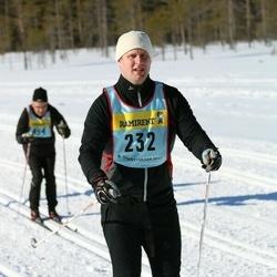 Skiing 90 km - Henrik Wigert (2322)