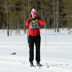 Skiing 90 km - Jenny Ogebrant (11052)