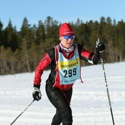 Skiing 90 km - Jenny Merkel (2992)