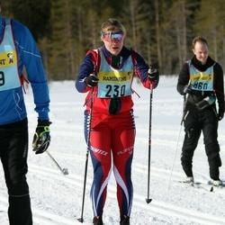 Skiing 90 km - Emelie Eliasson (2302)