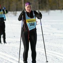 Skiing 90 km - Henrik Fredriksson (9962)