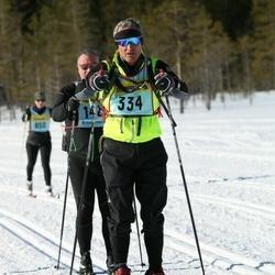 Skiing 90 km - Dag Pierrou (3342)