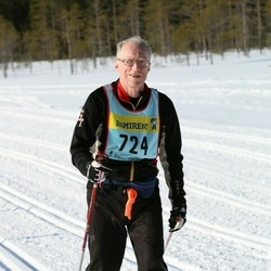 Skiing 90 km - Einar Jung (7242)