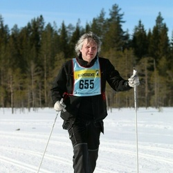 Skiing 90 km - Danne Martinen (6552)