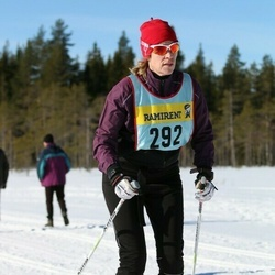 Skiing 90 km - Camilla Tjellström (2922)
