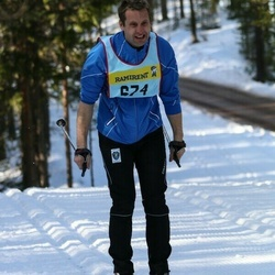 Skiing 90 km - Daniel Larsson (6747)