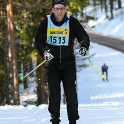 Skiing 90 km - Anders Palmkvist (15137)