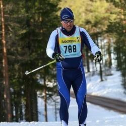 Skiing 90 km - Erik Mattson (7887)