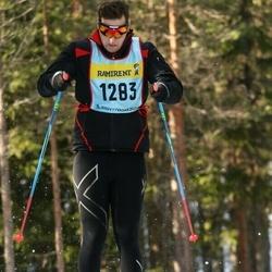 Skiing 90 km - Christoffer Grudd (12837)