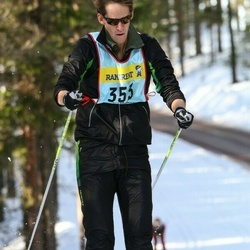 Skiing 90 km - Henrik Teneberg (3537)
