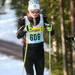 Skiing 90 km - Elias Lundberg (6067)