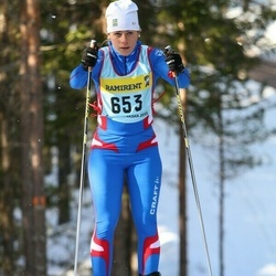 Skiing 90 km - Christina Olsson (6537)