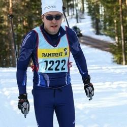 Skiing 90 km - Anders Larsson (12227)