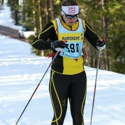 Skiing 90 km - Frida Börjesson (3927)