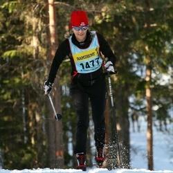 Skiing 90 km - Matilda Sjögren (14777)