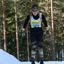 Skiing 90 km - Åsa Ericson (1727)