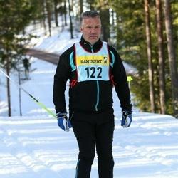 Skiing 90 km - Anders Jonsson (1227)